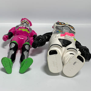 CSTOYS INTERNATIONAL:[LOOSE] Kamen Rider Ex-Aid: RHS Kamen Rider Ex-Aid Action Gamer Level 01 & 02 Set