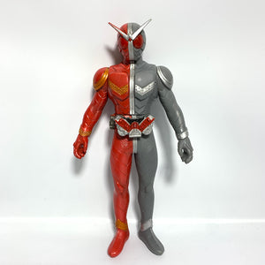 CSTOYS INTERNATIONAL:[LOOSE] Kamen Rider W: HeatMetal Soft Vinyl Figure