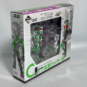 "[BOXED] Banpresto Ichiban Kuji: R/D Kamen Rider W  (with 5"" Tall Action Figure)"