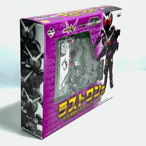 "[BOXED] Banpresto Ichiban Kuji: R/D Kamen Rider Joker  (with 5"" Tall Action Figure)"