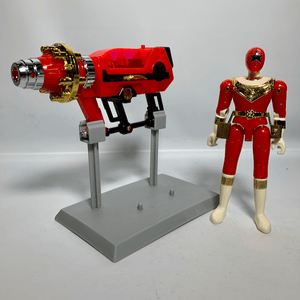 "[BOXED] Ohranger: DX Sound Bazooka Ohranger (with 5"" Tall Action Figure)"