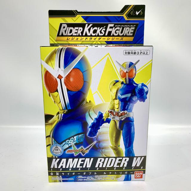CSTOYS INTERNATIONAL:Kamen Rider Zi-O: RKF Legend Rider Series Kamen Rider Double LunaTrigger