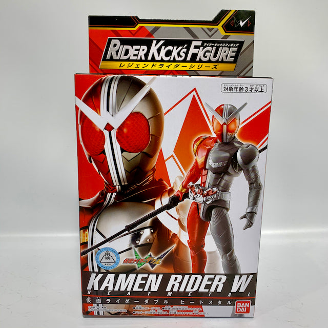 CSTOYS INTERNATIONAL:Kamen Rider Zi-O: RKF Legend Rider Series Kamen Rider Double HeatMetal