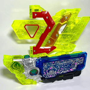 [LOOSE] Kamen Rider 01: DX Kamen Rider Zero-Two Progrise Key & Zero-Two Driver Unit
