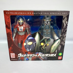 CSTOYS INTERNATIONAL:[BOXED & SEALED] Ultraman & Alien Baltan 50th SPECIAL SET