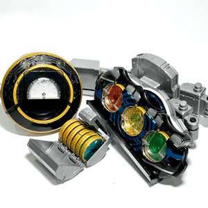 [LOOSE] Kamen Rider OOO: DX OOO Driver (Super Best Henshin Belt Series)