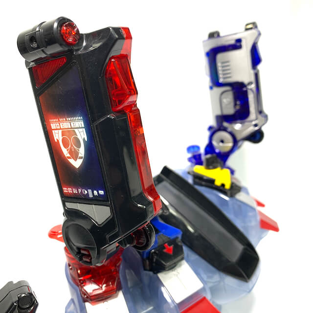 CSTOYS INTERNATIONAL:[LOOSE] KR Fourze: Astro Switch #30(N) & #31 (S) Magnet Switch
