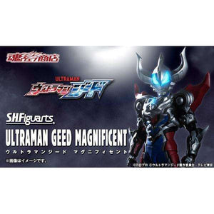 CSTOYS INTERNATIONAL:[Aug. 2019] Tamashii Web Exclusive - S.H.Figuarts Ultraman Geed Magnificent (Mar. 10th - Mar. 27th)