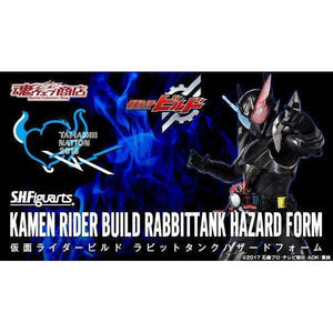 CSTOYS INTERNATIONAL:[Jun. 2019] Tamashii Web Exclusive - S.H.Figuarts Kamen Rider Build RabbitTank Hazard Form (Oct. 28 - Nov. 16)
