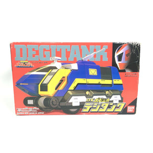 CSTOYS INTERNATIONAL:[BOXED] Denji Sentai Megaranger: DX Popinica Series Degitank