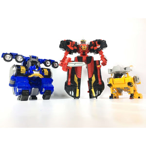 CSTOYS INTERNATIONAL:[BOXED] Go-Busters: DX Go-Buster Oh (CB-01 + GT-02 + RH-03)