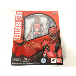 CSTOYS INTERNATIONAL:[BOXED] Go Busters: S.H.Figuarts Red Buster