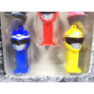 CSTOYS INTERNATIONAL:[BOXED] GoGo Sentai Boukenger: Mini PEZ Dispensers