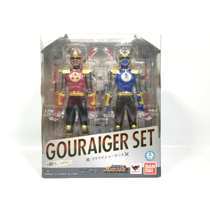 CSTOYS INTERNATIONAL:[BOXED] Hurricanger: S.H.Figuarts Gouraiger Set