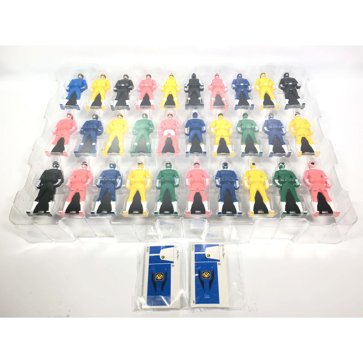 CSTOYS INTERNATIONAL:[BOXED] Kaizoku Sentai Gokaiger: Ranger Key Set Legend Edition