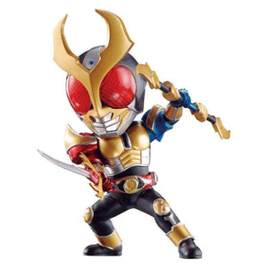 CSTOYS INTERNATIONAL:[BOXED] Kamen Rider Agito: Ichiban-Kuji Agito Trinity Figure
