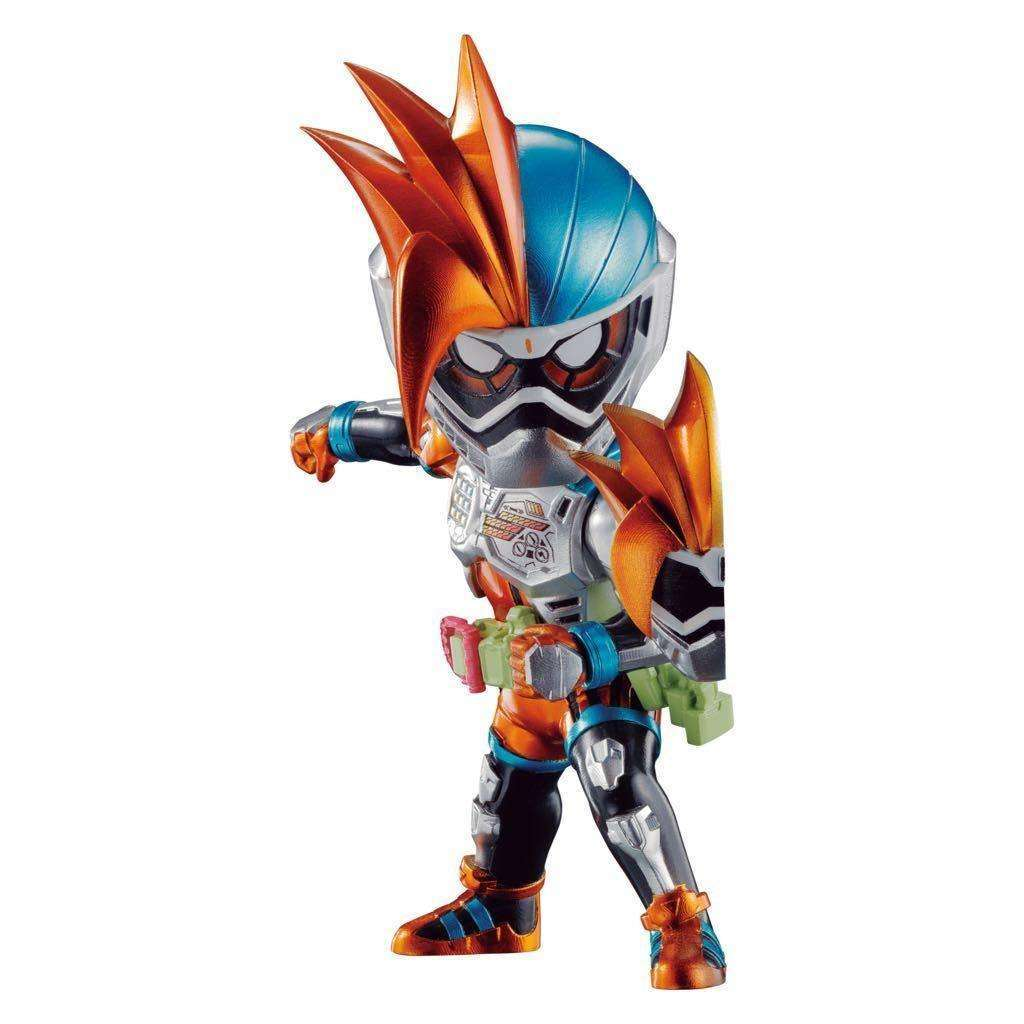CSTOYS INTERNATIONAL:[BOXED] Kamen Rider Ex-Aid: Ichiban-Kuji Ex-Aid Double Action Gamer Level XX R Figure