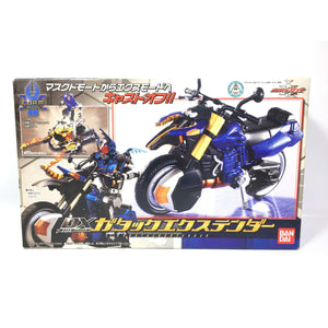 CSTOYS INTERNATIONAL:[BOXED] Kamen Rider Kabuto: DX Gatack Extender