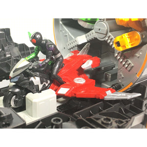 CSTOYS INTERNATIONAL:[BOXED] Kamen Rider W / Double: DX Revolgarry
