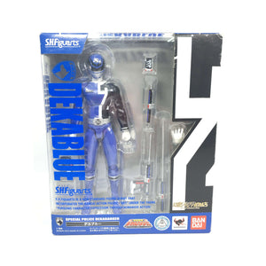 CSTOYS INTERNATIONAL:[BOXED] S.H.Figuarts - Deka Blue