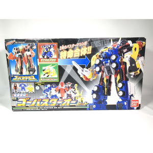CSTOYS INTERNATIONAL:[BOXED] Tokumei Sentai Go-Busters: DX Go-Buster Oh