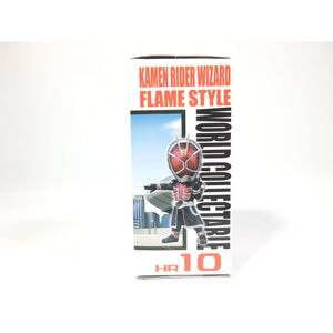CSTOYS INTERNATIONAL:[BOXED] WCF World Collectable Figure - Kamen Rider Wizard Flame Style