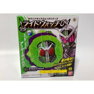 CSTOYS INTERNATIONAL:Candy Toy Kamen Rider Zi-O: SG Sound Ride Watch 04 - 02. Double Ride Watch
