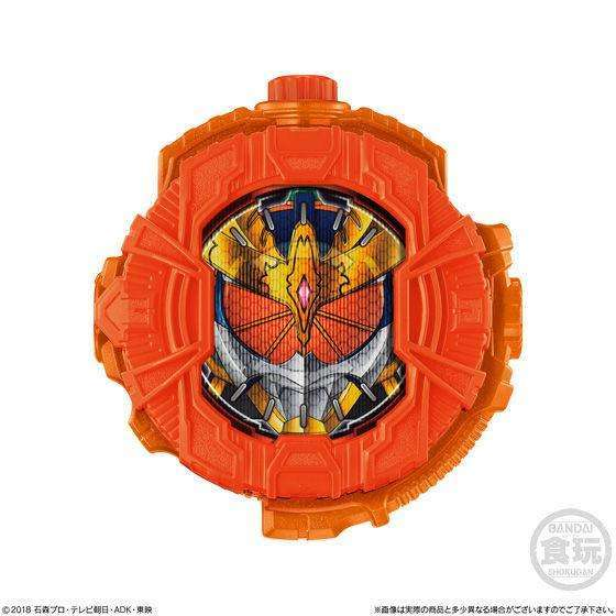 CSTOYS INTERNATIONAL:Candy Toy Kamen Rider Zi-O: SG Sound Ride Watch 04 - 04. Gaim Kachidoki Ride Watch
