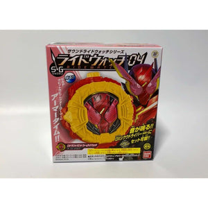 CSTOYS INTERNATIONAL:Candy Toy Kamen Rider Zi-O: SG Sound Ride Watch 04 - 05. Build RabbitRabbit Ride Watch