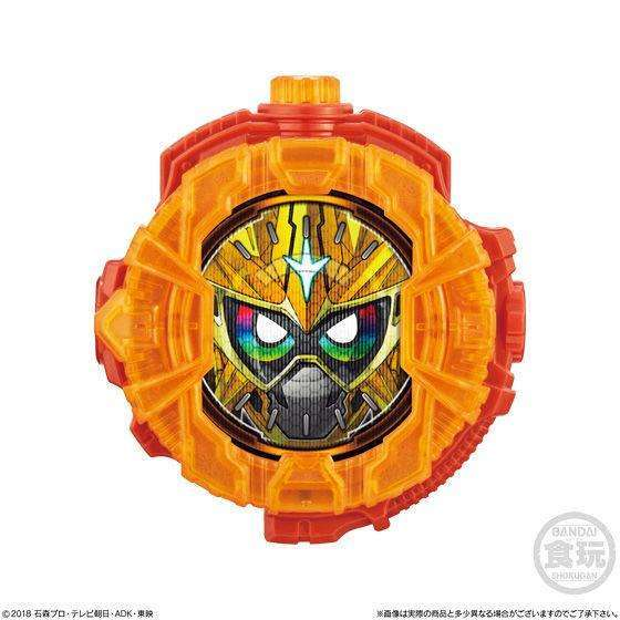 CSTOYS INTERNATIONAL:Candy Toy Kamen Rider Zi-O: SG Sound Ride Watch 05 - 02. EX-Aid Muteki Gamer Ride Watch