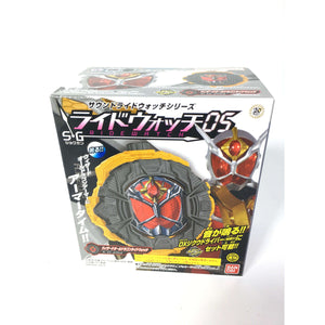 CSTOYS INTERNATIONAL:Candy Toy Kamen Rider Zi-O: SG Sound Ride Watch 05 - 05. Wizard All Dragon Ride Watch