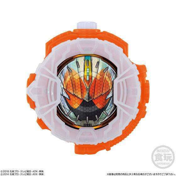 CSTOYS INTERNATIONAL:Candy Toy Kamen Rider Zi-O: SG Sound Ride Watch 06 - 02. Ghost Mugen Damashii Ride Watch