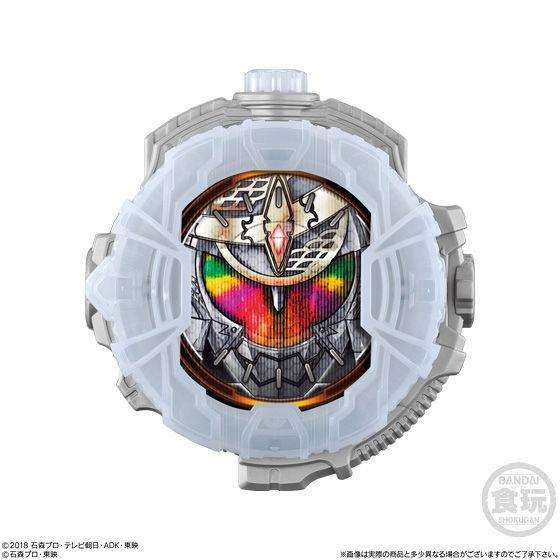 CSTOYS INTERNATIONAL:Candy Toy Kamen Rider Zi-O: SG Sound Ride Watch 07 - 01. Gaim Kiwami Arms Ride Watch