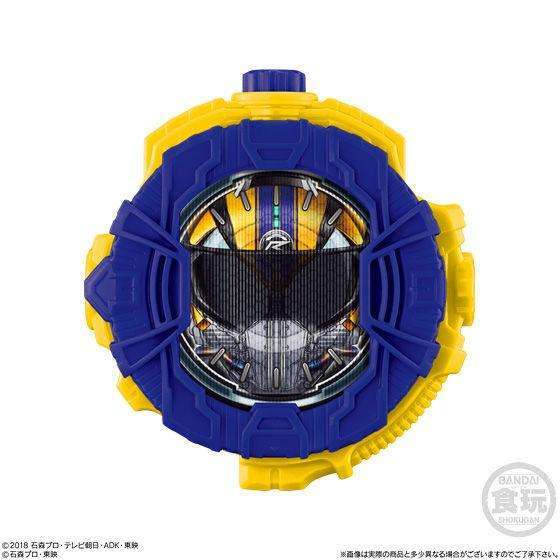 CSTOYS INTERNATIONAL:Candy Toy Kamen Rider Zi-O: SG Sound Ride Watch 07 - 04. Drive Type Formula Ride Watch