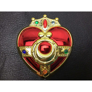CSTOYS INTERNATIONAL:Capsule Toy Henshin Compact Mirror 2 - 02. Cosmic Heart Compact (Red Ver.)