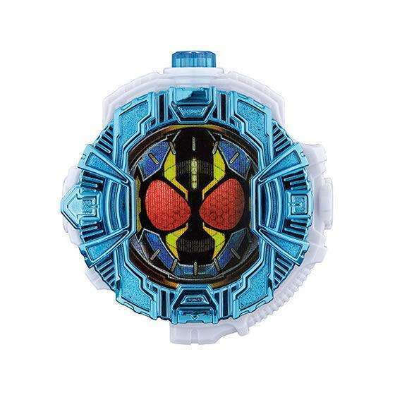 CSTOYS INTERNATIONAL:Capsule Toy Kamen Rider Zi-O: GP Ride Watch 13 - 05. Fourze Cosmic States Ride Watch (Metallic Ver.)