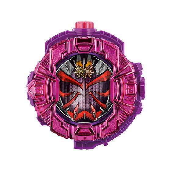CSTOYS INTERNATIONAL:Capsule Toy Kamen Rider Zi-O: GP Ride Watch 14 - 06. Hibiki Ride Watch (Mettalic Ver.)