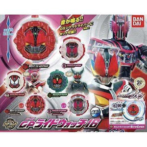 CSTOYS INTERNATIONAL:Capsule Toy Kamen Rider Zi-O: GP Ride Watch 16 - 01. Den-O Liner Form Ride Watch