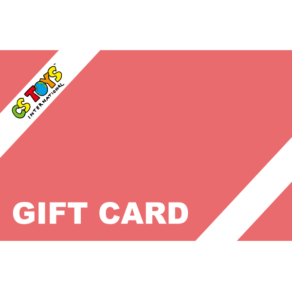 CSTOYS INTERNATIONAL:CSTOYS Gift Card