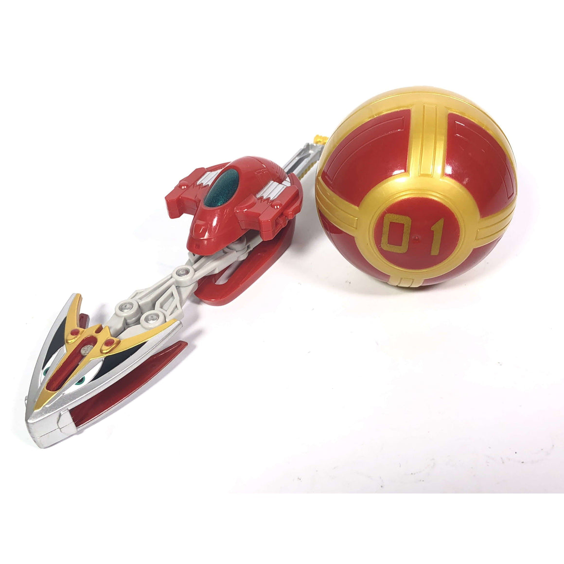 CSTOYS INTERNATIONAL:[LOOSE] Ninpuu Sentai Hurricaneger: Karakuri Ball 01 - Sword Slasher