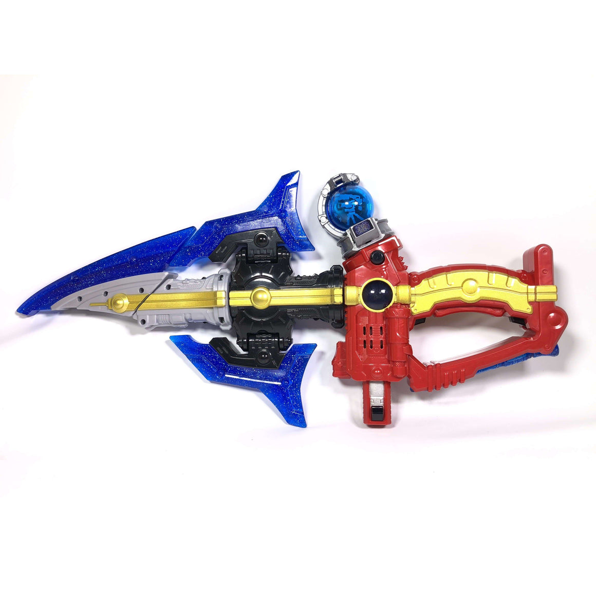 CSTOYS INTERNATIONAL:[LOOSE] Uchu Sentai Kyuranger: DX Kyu The Weapon