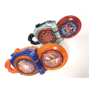 CSTOYS INTERNATIONAL:[LOOSE] Kamen Rider Gaim DX Lock Seed Kamen Rider Taisen Set