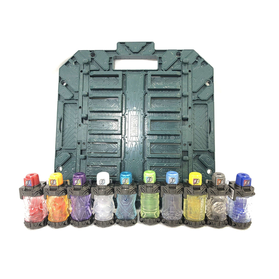 CSTOYS INTERNATIONAL:[LOOSE] Kamen Rider Build: DX Pandora Panel with 10 Full Bottles