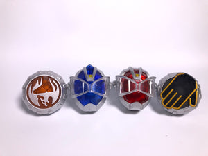 CSTOYS INTERNATIONAL:[BOXED] Kamen Rider Wizard: DX Wizard Ring Set