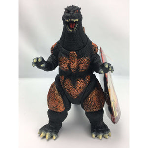 CSTOYS INTERNATIONAL:Movie Monster Series Burning Godzilla