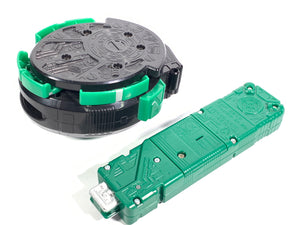 CSTOYS INTERNATIONAL:[LOOSE] Kamen Rider W: Memory Gadget Series 05 Frog Pod