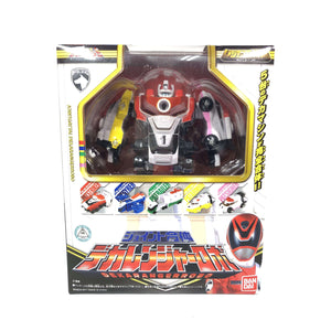 CSTOYS INTERNATIONAL:[BOXED] Legend Sentai Series - Joint Gattai Dekaranger Robo