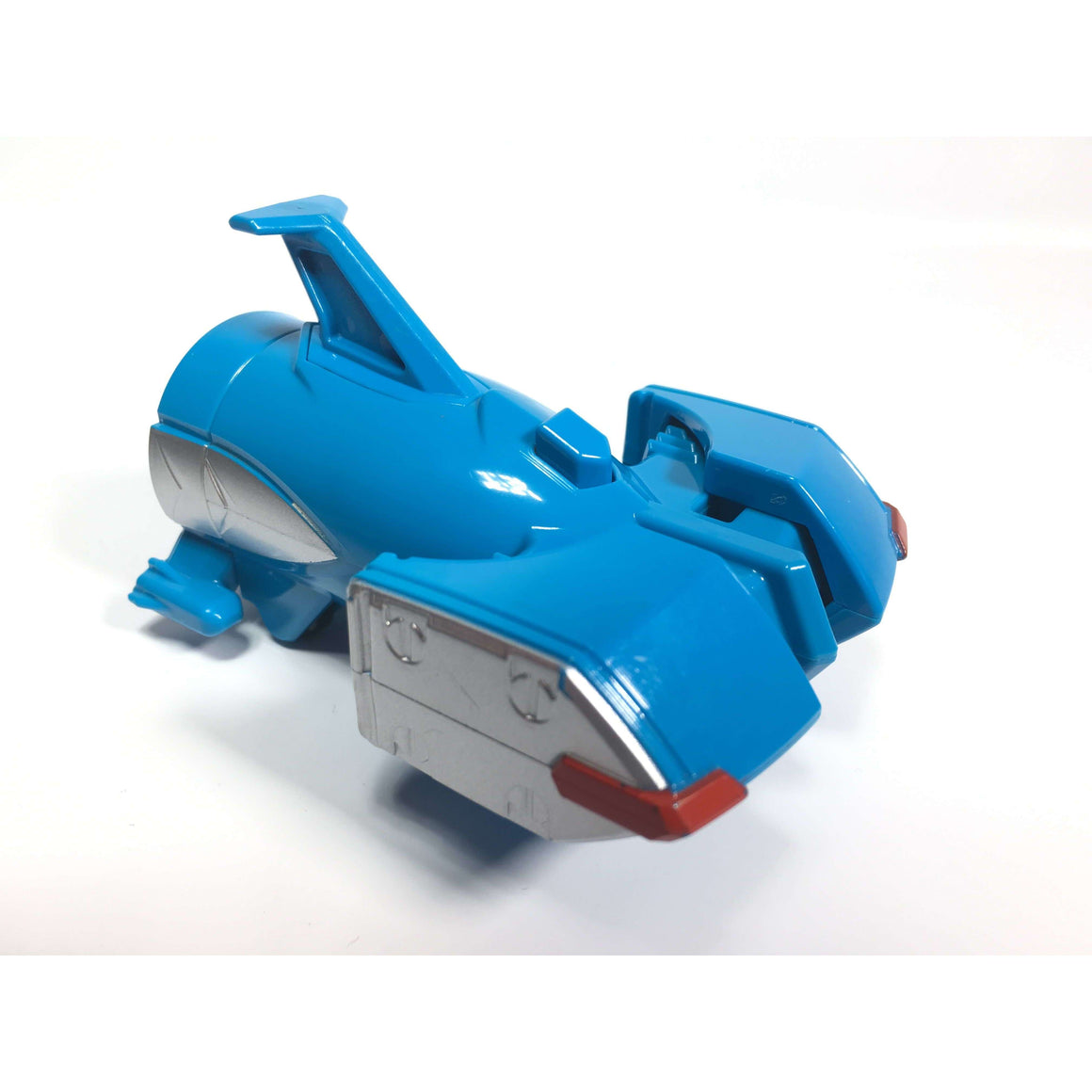 CSTOYS INTERNATIONAL:[LOOSE Toy Part] Goseiger: DX Seaick Brothers Set: Hammershark Header