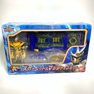 [BOXED & SEALED] Magiranger: Skarpet & Magi Shine Set