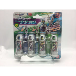 CSTOYS INTERNATIONAL:Ultraman Geed: DX Ultra Capsule New Generation Hero Set